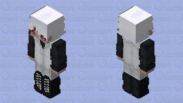 noé archiviste 🩸 Minecraft Skin