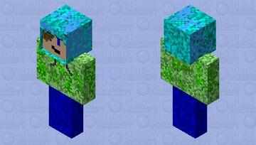no name dude Minecraft Skin