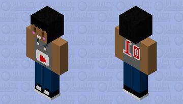 10 SUBSCRIBERS WOO HOO Minecraft Skin
