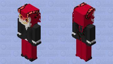 Dazzle the Goat Demon Minecraft Skin