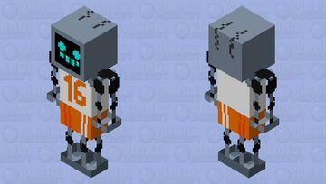 Hex Minecraft Skin