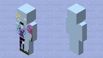 DreamyNomu Playing Minecraft Minecraft Skin
