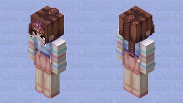 D.VA Palanquin [HD] Minecraft Skin