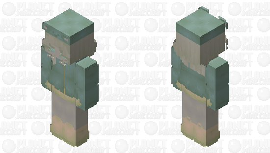 ヽ`、ヽ I͜͡t͜͡'͜͡s͜͡ ƦƛƖƝƖƝƓ ☔️``ヽ、`ヽ Minecraft Skin