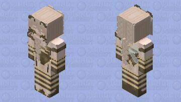 Queen Bee HD Minecraft Skin
