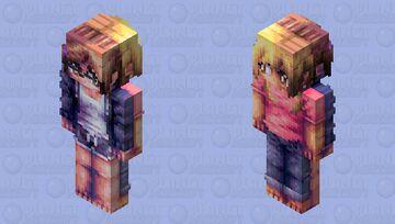 Amies pour la vie - Skinners Olympics round 4 (Heroes) Minecraft Skin