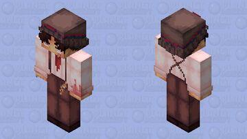 casino quackity Minecraft Skin