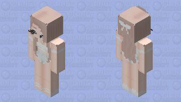 Summer Sweetheart HD Minecraft Skin