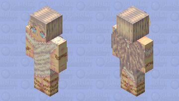 Zaphkiel The Air Element Fairy (HD) Minecraft Skin