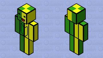 japanese symbol for beginner Minecraft Skin