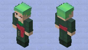 ZORO/first 128x128 skin Minecraft Skin