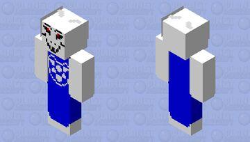 Asriel Dreemurr Minecraft Skin