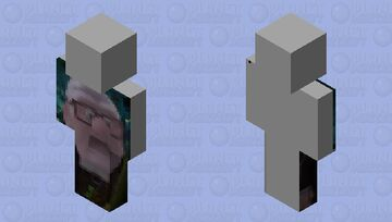 Theres no such thing as a Snipe Minecraft Skin