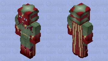 Vision: Avengers: Age of Ultron Minecraft Skin