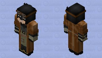 Batman (Knightmare): Batman V Superman: Dawn of Justice Minecraft Skin