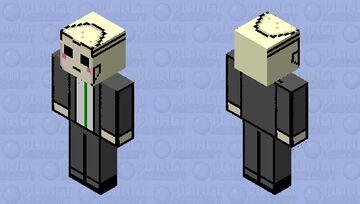 Fuyuhiko Kuzuryu (Danganronoa) Minecraft Skin