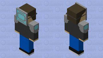 runic HD Minecraft Skin
