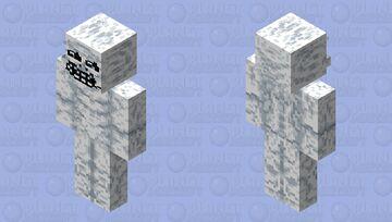 :trollege: Minecraft Skin