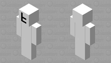 Flip Vertical Minecraft Skin