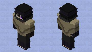 Sasuke the last capa Minecraft Skin