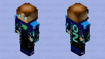 The Goat But more detail Minecraft Skin