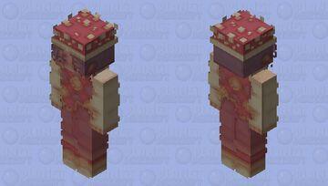 ╔⊱𝔐𝔲𝔰𝔥𝔯𝔬𝔬𝔪𝔰⊰╝ Minecraft Skin
