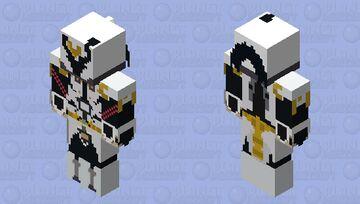 weather dopant (shinkuro isaka) Minecraft Skin
