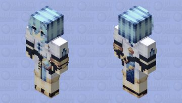 Genshin impact Chougyun Minecraft Skin