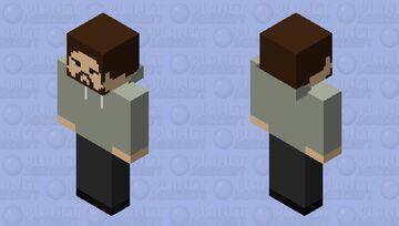 Eddie Brock (2018) | HD Edition Minecraft Skin