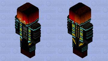 2077 Minecraft Skin