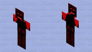 nova ghost Minecraft Skin