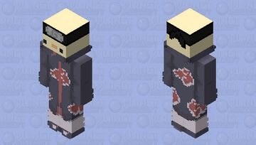 Duck Naruto Minecraft Skin