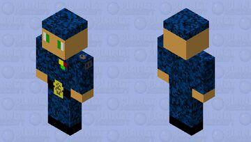 navay dude Minecraft Skin