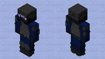 """MTF Alpha-4 (""""Pony Express"""") Minecraft Skin"""