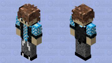 Dream boy 102 Minecraft Skin