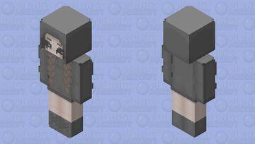 Sadness HD Minecraft Skin