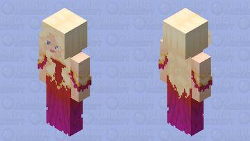 Angelica Bavol -=oc=- Minecraft Skin