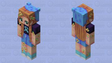 Awareness Minecraft Skin