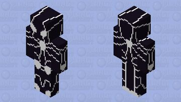venom 2.O Minecraft Skin