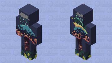 ~ mushroom pixel-art #1 (HD) ~ Minecraft Skin