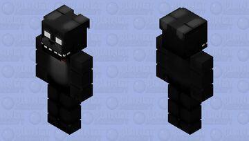 HD Shadow Bonnie Minecraft Skin