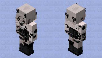 JD Minecraft Skin