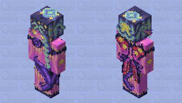 Starbound Minecraft Skin