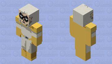 Gran Torino - My Hero Academia Minecraft Skin