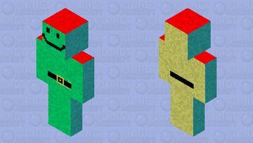 happy pants Minecraft Skin