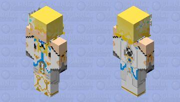 Lumine (genshin impact) Minecraft Skin