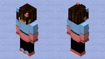 Cotton Candy //Boy Minecraft Skin