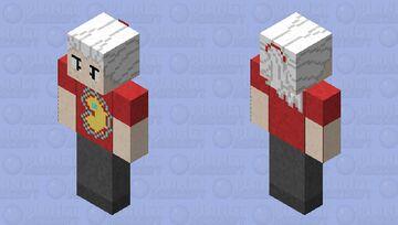 LEGO Ninjago kid Unagami / Unfinished Adventure Game I Prime Empire season 12 HD Minecraft Skin