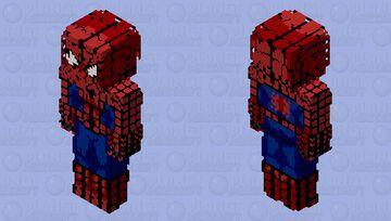 Spider-Man: Spider-Man (1994) Minecraft Skin
