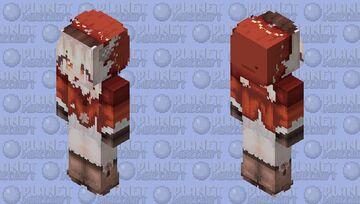Klee Minecraft Skin